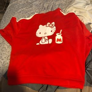 5fa157da23b Puma Sweaters - Women s hello kitty sweatshirt limited